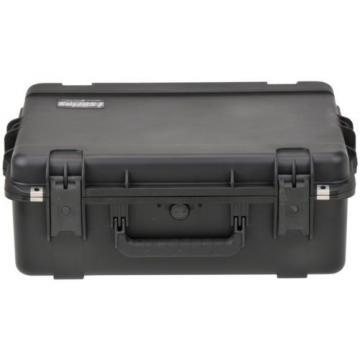SKB Cases Black  3i-2217-8B-E No foam & Pelican TSA- 1600 Lock.