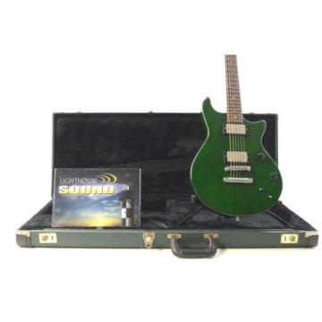 1998 Terry McInturff Polaris Standard Electric Guitar - Emerald Green w/OHSC