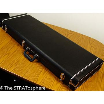 Fender Vintage RI Jaguar G&G Black Tolex HARDSHELL CASE Accessory Accessories