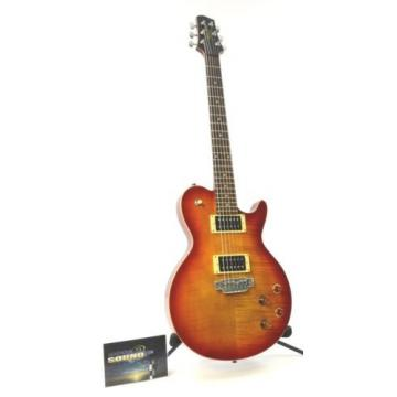 Line 6 JTV-59 James Tyler Variax Electric Guitar - Cherry Sunburst w/ Gig Bag