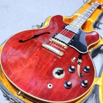 Gibson ES-345TD Cherry Used  w/ Hard case