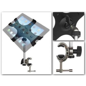 Microphone Stand + Tablet Mount for for iPad1 iPad2 iPad3 IPad4 Mic Holder