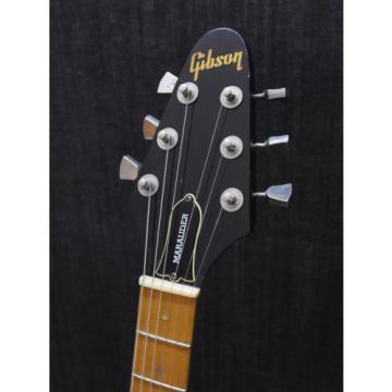 Used Electric Guitar Gibson USA / Marauder