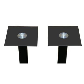 New Pair Studio Monitor Speaker Stand Universal Premium High-Quality Black Home