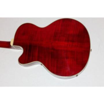 Epiphone Joe Pass Emperor-II PRO Red Hollowbody Electric Guitar