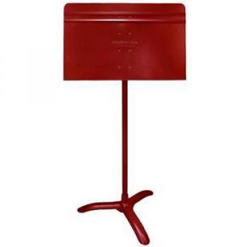Manhasset Sheet Music Stand Model 4801BUR Aluminum Burgundy
