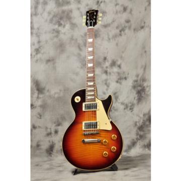 Gibson Custom Shop: 2016 True Historic 1959 LP Reissue Aged Vintage Dark Burst