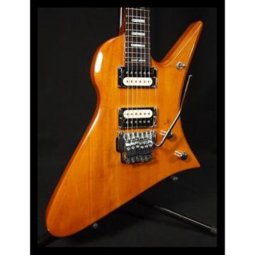 YAMAHA HR-Ⅲ, Explorer type, Electric guitar, Made in Japan, m1260