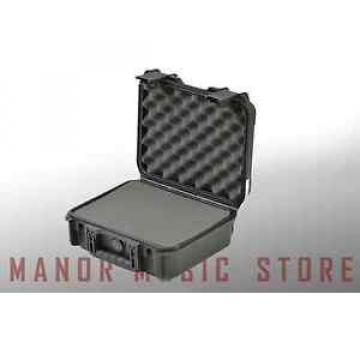 """SKB Waterproof Hard Case 12"""" x 9"""" x 4.5"""" with Cubed Foam"""