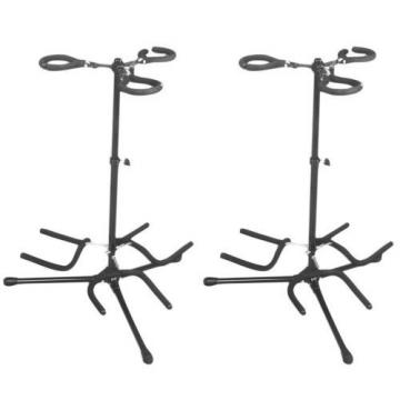 On-Stage Stands GS7353B-B Flip-It! -Triple (2-pack) Value Bundle