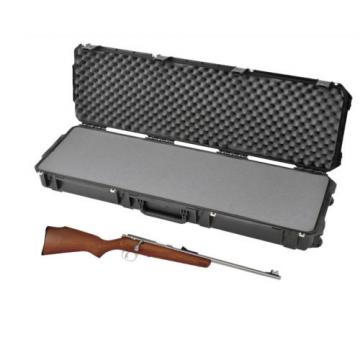 "SKB Waterproof Plastic Molded 50.5"" Gun Case For Marlin Bolt Action Long Rifle"