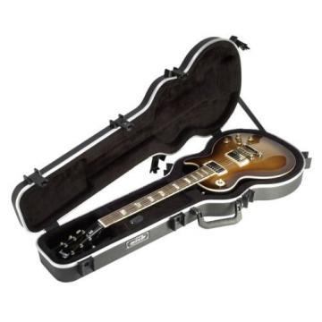 NEW SKB 1SKB-56 Les Paul® Hardshell Guitar Case + SKB PedalBoard + Soft Case