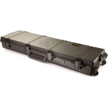 Black iM3300 Pelican / Storm / Hardigg Gun case With Foam.