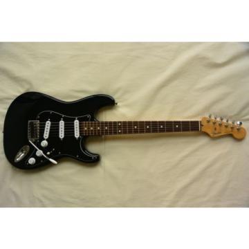 Fender Japan Small Body Medium Scale 628 mm 24.75 in Stratocaster Rare 90s Black