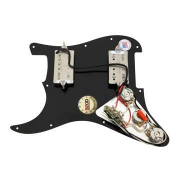 DiMarzio Steve Lukather Transition Loaded Strat Pickguard DP254, DP255 BK/BK