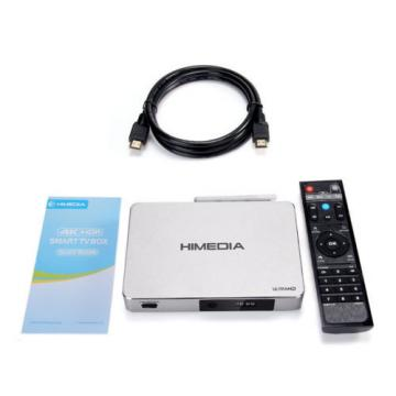 Buy HiMedia Q5 Pro 64 Bit Android 7 TV Box w/ 1 month FREE IPTV