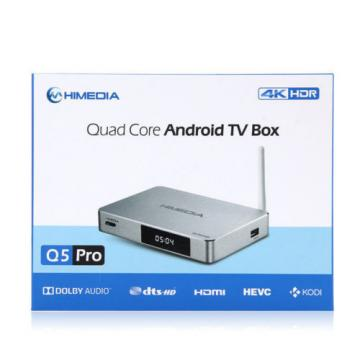 Buy HiMedia Q5 Pro 64 Bit Android 7 TV Box w/ 1 month FREE IPTV