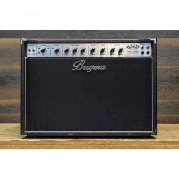 "Bugera 6260-212 120 Watts 2x12"" Electric Guitar Amplifier Combo - #N0700595668 #1 image"