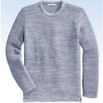 CALVIN KLEIN Jeans Men's Linx Crew-Neck Sweater - Eventide - Large