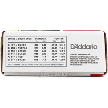 D'Addario EJ17 Phosphor Bronze Medium Acoustic Str
