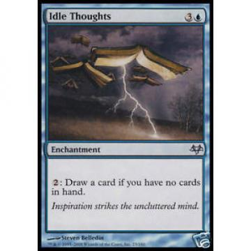 4x Idle Thoughts - - Eventide - - mint