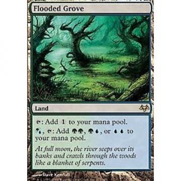 Flooded Grove MTG Eventide LP