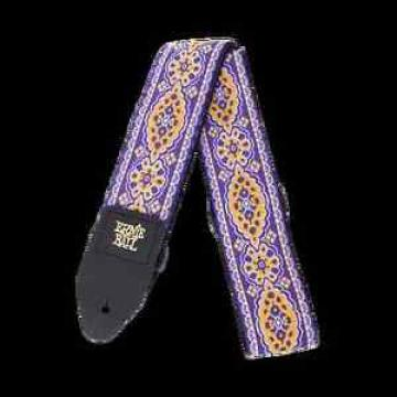 Ernie Ball Jacquard Guitar Strap - Purple Sunset