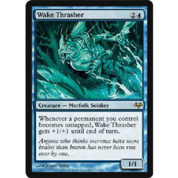 WAKE THRASHER X4 4 4X Eventide MTG Magic the Gathering DJMagic