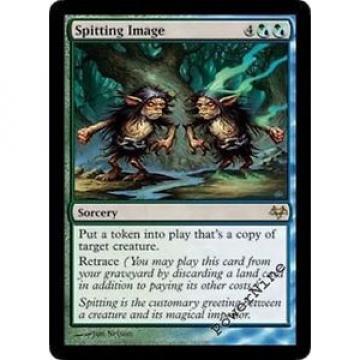 4 Spitting Image = Hybrid Eventide Mtg Magic Rare 4x x4