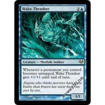 1 Wake Thrasher - Blue Eventide Mtg Magic Rare 1x x1