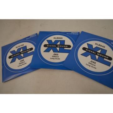 Assortment of D'Addario XLV Guitar Strings| AMCI806