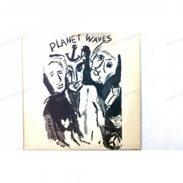 Bob Dylan - Planet Waves US LP 1974 //11