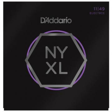 D'Addario NYXL Guitar Strings 0838 0942 0946 1046 1149 1152 1156 1254 1260 1356