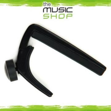 New D'Addario Planet Waves NS Classical Guitar Capo Lite - Black - CP-16
