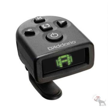 D'Addario PW-CT-12 Planet Waves Mini Headstock Tuner for Guitar