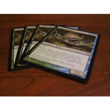 4x Trapjaw Kelpie - Magic the Gathering MTG Eventide Common