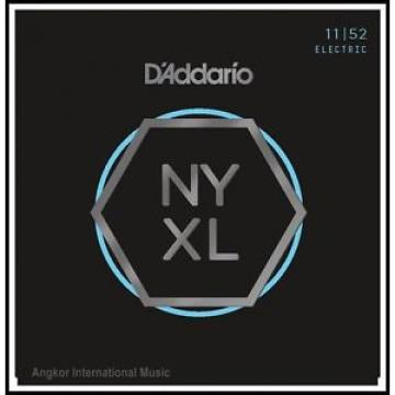 D'Addario NYXL1152 Nickel Wound Electric Guitar Strings MT/HB 11 - 52