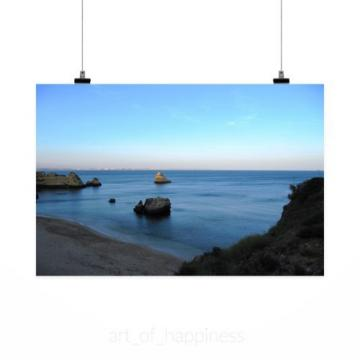 Stunning Poster Wall Art Decor Eventide Lakes Donana 36x24 Inches