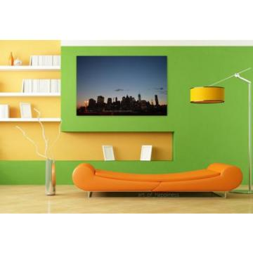 Stunning Poster Wall Art Decor Eventide Building City 36x24 Inches