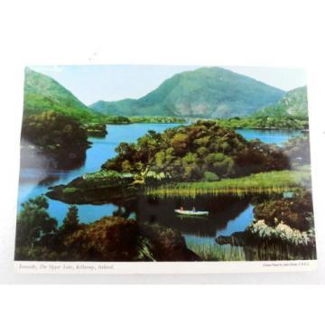Postcard Eventide Upper Lake Lough Leane Killarney County Kerry Ireland PU A30