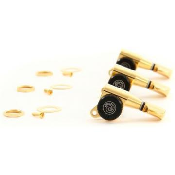 Planet Waves Auto-Trim Locking Tuning Machines - 6-Inli... (2-pack) Value Bundle