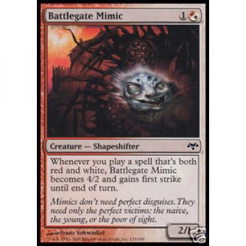 4x Battlegate Mimic - - Eventide - - mint