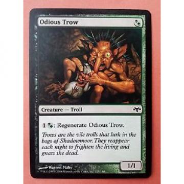 4x Odious Trow ~ Eventide MTG Magic Comm  25-35% OFF!