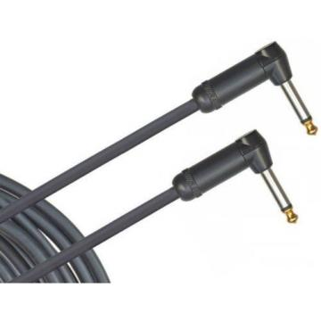 Planet Waves American Stage Instrument Cable Dual Right Angle 10 feet