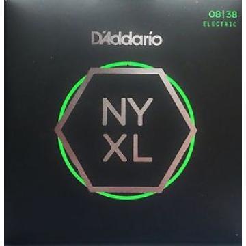5 Sets! D'Addario NYXL0838 NYXL Electric Guitar Strings Free US Shipping NY XL
