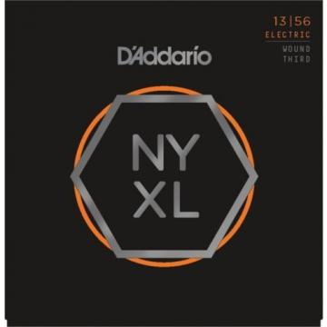 5 sets D'Addario NYXL1356W Nickel Wound Electric Strings