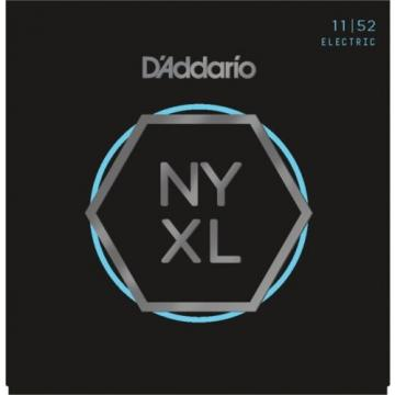 D'Addario NYXL1152 Nickel Wound Electric Strings .