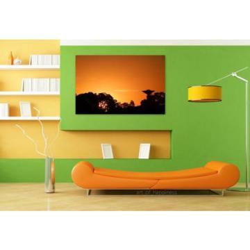 Stunning Poster Wall Art Decor Sunset Sky Horizon Eventide 36x24 Inches