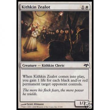 4x Kithkin Zealot - - Eventide - - mint