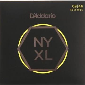 D'Addario NYXL0946 Nickel Wound Custom Light 09-46